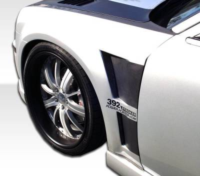 Extreme Dimensions 16 - Chrysler 300 Duraflex Executive Fenders - 2 Piece - 103871
