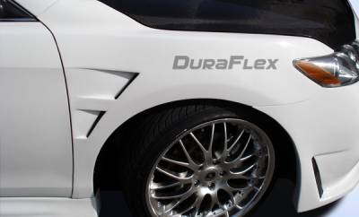 Extreme Dimensions 16 - Toyota Camry Duraflex GT Concept Fenders - 2 Piece - 104324