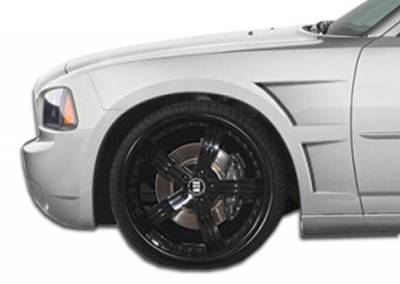 Sherwood - Dodge Charger Duraflex Executive Fenders - 2 Piece - 106170
