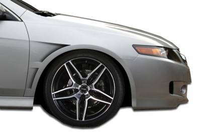 Extreme Dimensions 16 - Acura TSX Duraflex GT Concept Fenders - 2 Piece - 106267