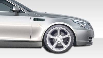 Extreme Dimensions 16 - BMW 5 Series Duraflex M5 Look Fenders - 2 Piece - 107180