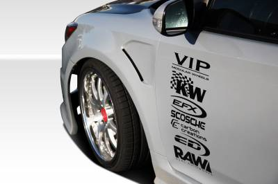 Scion tC Duraflex GT Concept Fenders - 2 Piece - 107650