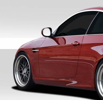 BMW 3 Series 2DR Duraflex M3 Look Front Fenders - 2 Piece - 109299