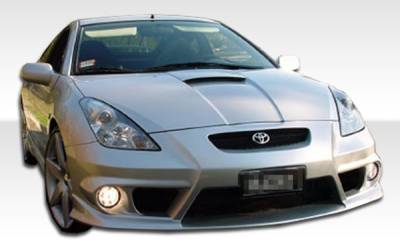 Extreme Dimensions 16 - Toyota Celica Duraflex TD3000 Front Bumper Cover - 1 Piece - 100193
