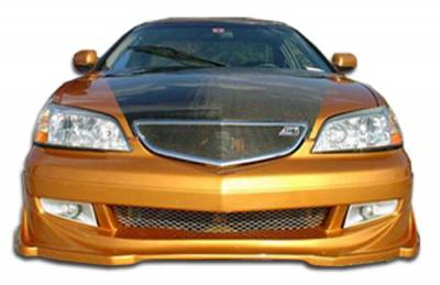 Extreme Dimensions 16 - Acura CL Duraflex Cyber Front Bumper Cover - 1 Piece - 100214