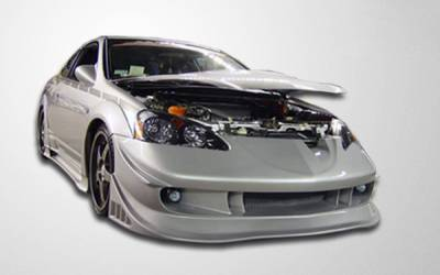 Extreme Dimensions 16 - Acura RSX Duraflex Vader Front Bumper Cover - 1 Piece - 100321