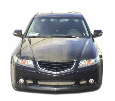 Extreme Dimensions 16 - Acura TSX Duraflex K-1 Front Bumper Cover - 1 Piece - 100541
