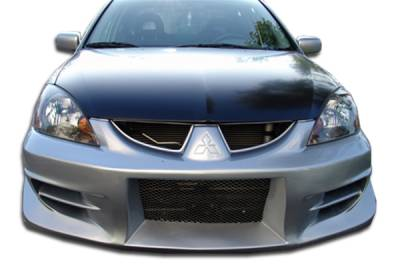 Extreme Dimensions 16 - Mitsubishi Lancer Duraflex Walker Front Bumper Cover - 1 Piece - 100575