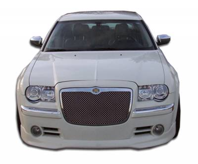 Extreme Dimensions 16 - Chrysler 300 Duraflex Elegante Front Lip Under Spoiler Air Dam - 1 Piece - 100629