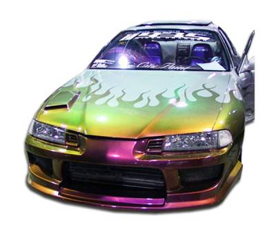 Extreme Dimensions 16 - Honda Prelude Duraflex Drifter Front Bumper Cover - 1 Piece - 101168