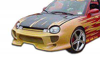 Extreme Dimensions 16 - Dodge Neon Duraflex Vader Front Bumper Cover - 1 Piece - 101564