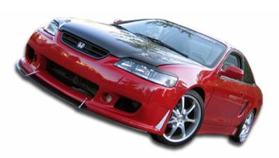 Extreme Dimensions 16 - Honda Accord 2DR Duraflex B-2 Front Bumper Cover - 1 Piece - 101954