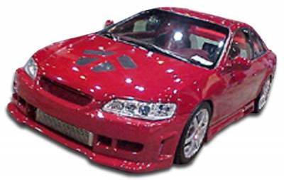 Extreme Dimensions - Honda Accord 2DR Duraflex Spyder Front Bumper Cover - 1 Piece - 101959