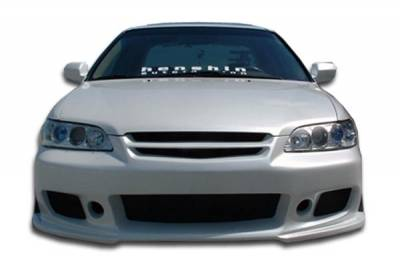 Extreme Dimensions 16 - Honda Accord 4DR Duraflex B-2 Front Bumper Cover - 1 Piece - 101977