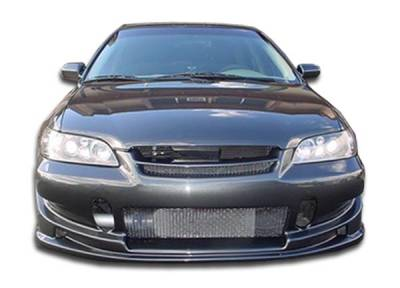 Extreme Dimensions 16 - Honda Accord 4DR Duraflex Buddy Front Bumper Cover - 1 Piece - 101980