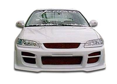 Extreme Dimensions - Honda Accord 4DR Duraflex R34 Front Bumper Cover - 1 Piece - 101991