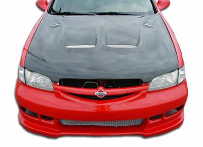 Extreme Dimensions 16 - Nissan Altima Duraflex Spyder Front Bumper Cover - 1 Piece - 102018