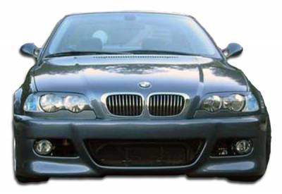 Extreme Dimensions 16 - BMW 3 Series 4DR Duraflex M3 Look Style Front Bumper Cover - 1 Piece - 102057