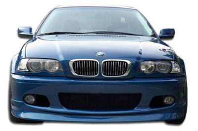 Extreme Dimensions 16 - BMW 3 Series 2DR Duraflex M-Tech Front Lip Under Spoiler Air Dam - 1 Piece - 102061