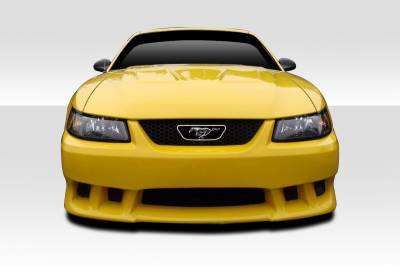 Extreme Dimensions 16 - Ford Mustang Duraflex Colt Front Bumper Cover - 1 Piece - 102077