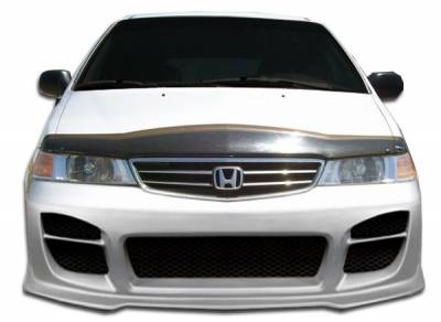 Extreme Dimensions 16 - Honda Odyssey Duraflex R34 Front Bumper Cover - 1 Piece - 102111
