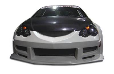 Extreme Dimensions 16 - Acura RSX Duraflex GT300 Wide Body Front Bumper Cover - 1 Piece - 102250