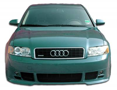 Extreme Dimensions 16 - Audi A4 Duraflex Type A Front Lip Under Spoiler Air Dam - 1 Piece - 102296