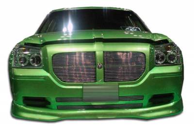 Extreme Dimensions 16 - Dodge Magnum Duraflex VIP Front Lip Under Spoiler Air Dam - 1 Piece - 102435