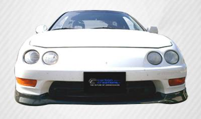 Extreme Dimensions 16 - Acura Integra Carbon Creations Type R Front Lip Under Spoiler Air Dam - 1 Piece - 102746