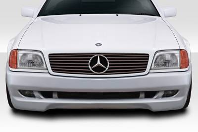 Extreme Dimensions 16 - Mercedes-Benz SL Duraflex AMG Look Front Bumper Cover - 1 Piece - 103088