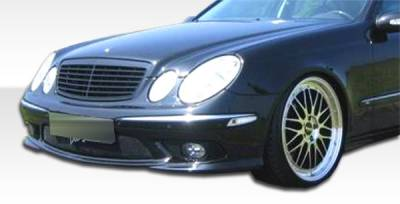 Extreme Dimensions 16 - Mercedes-Benz E Class Duraflex AMG Look Front Bumper Cover - 1 Piece - 103143