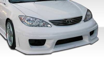 Extreme Dimensions 16 - Toyota Camry Duraflex Sigma Front Bumper Cover - 1 Piece - 103288