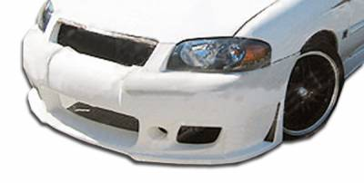Extreme Dimensions 16 - Nissan Sentra Duraflex B-2 Front Bumper Cover - 1 Piece - 103314
