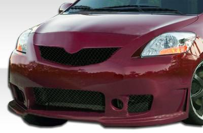Extreme Dimensions 16 - Toyota Yaris Duraflex B-2 Front Bumper Cover - 1 Piece - 103392