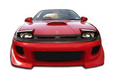 Extreme Dimensions 16 - Toyota Celica Duraflex Blits Front Bumper Cover - 1 Piece - 103424