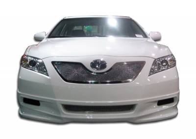 Extreme Dimensions 16 - Toyota Camry Duraflex Racer Front Lip Under Spoiler Air Dam - 1 Piece - 103472