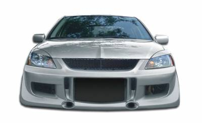Couture - Mitsubishi Lancer Duraflex G-Speed Front Bumper Cover - 1 Piece - 103976