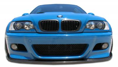 Extreme Dimensions 16 - BMW 3 Series 2DR Carbon Creations HM-S Front Lip Under Spoiler Air Dam - 1 Piece - 104125