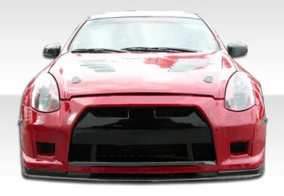 Extreme Dimensions - Infiniti G35 2DR Duraflex GT-R Front Bumper Cover - 1 Piece - 104358