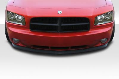 Extreme Dimensions 16 - Dodge Charger Duraflex Daytona Look Front Lip Under Spoiler Air Dam - 1 Piece - 104851