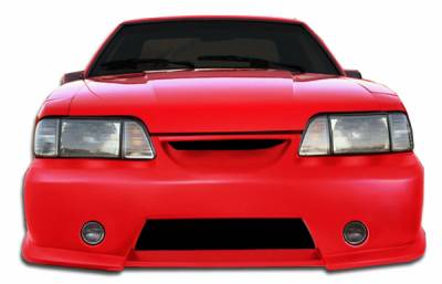 Extreme Dimensions 16 - Ford Mustang Duraflex GT500 Front Bumper Cover - 1 Piece - 105001