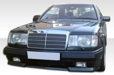 Extreme Dimensions - Mercedes-Benz E Class Duraflex AMG Look Front Bumper Cover - 1 Piece - 105060