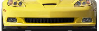 Chevrolet Corvette Carbon Creations ZR Edition Front Lip Under Spoiler Air Dam - 1 Piece - 105768