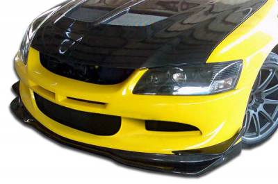 Extreme Dimensions 16 - Mitsubishi Lancer Carbon Creations VR-S Front Lip Under Spoiler Air Dam - 1 Piece - 105856