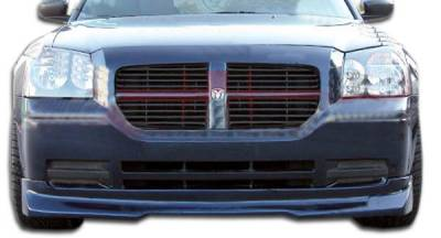 Extreme Dimensions 16 - Dodge Magnum Duraflex Quantum Front Lip Under Spoiler Air Dam - 1 Piece - 106009