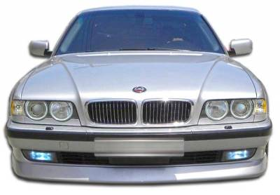 Spyder Auto - BMW 7 Series Duraflex AC-S Front Lip Under Spoiler Air Dam - 1 Piece - 106098