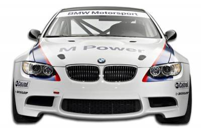 Extreme Dimensions 16 - BMW 3 Series 2DR Duraflex M3 Look Front Bumper Cover - 1 Piece - 106121