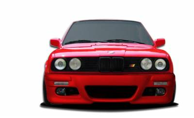 Extreme Dimensions 16 - BMW 3 Series Duraflex M3 E46 Look Front Bumper Cover - 1 Piece - 106436
