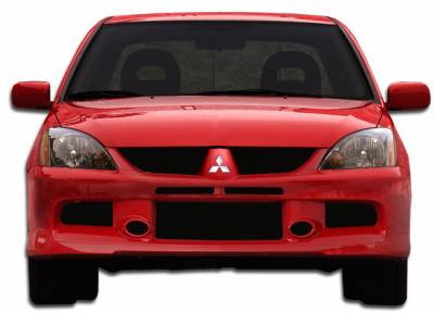 Bayspeed. - Mitsubishi Lancer Duraflex MR Edition Front Bumper Cover - 1 Piece - 106441