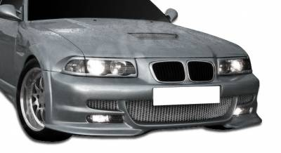 BMW 3 Series 2DR Duraflex I-Design Wide Body Front Bumper Cover - 1 Piece - 106501